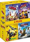 Lego Movie Collection (4 Films) - DVD