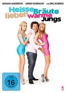 Heiße Bräute lieben warme Jungs DVD Neu OVP