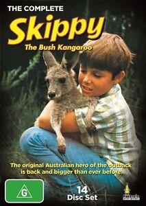 Skippy The Bush Kangaroo - The Complete Series (DVD, 14-Disc Set) BRAND NEW