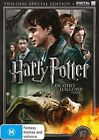 Limited Edition Harry Potter and the Deathly Hallows – Part 2 DVDs