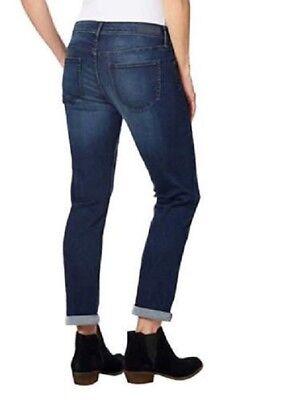 NWT Calvin Klein Jeans Slim Boyfriend Denim Pants Women's 12 Inkwell 42GO306 (Calvin Klein Jeans Women Pants)