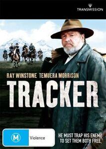 Tracker NEW R4 DVD