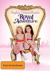 Sophia Grace & Rosie Movie DVD R4