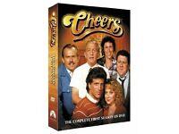 Cheers - Series 1 (DVD, 2003, Box Set) Ted Danson, Shelley Long & Kelsey Grammer