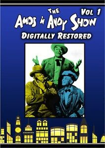 AMOS AND ANDY, COMPLETE SERIES DVD SET, DIGITALLY RESTORED N NEW, FREE SHIPPING!