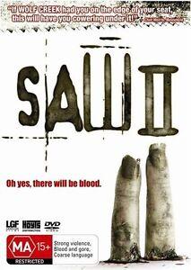 Saw-II-2005-Shawnee-Smith-NEW-DVD-Region-4