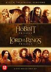 The Hobbit Trilogy & The Lord Of The Rings Trilogy - DVD