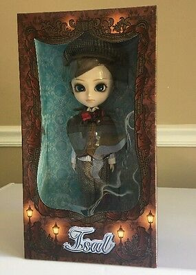 Isul Light Detective By Groove Inc Pullip Boy Doll