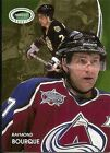Rookie Ray Bourque In the Game Hockey Trading Cards