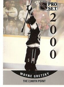 1990-1991 Pro Set Hockey  Series 2 Set  (300 cards)