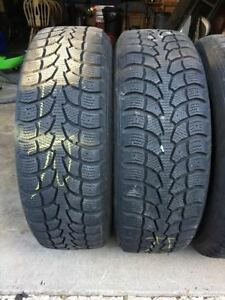 4 WINTERCLAW Extreme Ice Grip Tires and Rims for Honda CIVIC