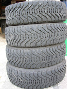 Goodyear Nordic winter 205 55 r16