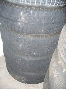 "Gently Used Winter Tires - 15"", 16"", 17"", 18"" Sizes Available"