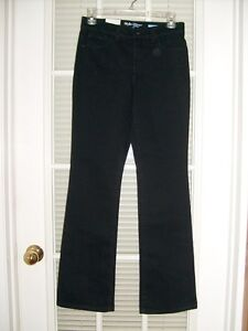 Brand New with Tags Black Jeans size 2P (petite) fits like a 0P