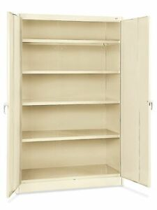 Metal Cabinet – 5 shelf- Jumbo Heavy Duty - lockable