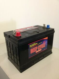 12v 105A/h Deep Cycle Battery. 4X4, 4WD, Camping, Solar Acacia Ridge Brisbane South West Preview