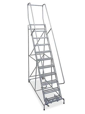 11 Step Rolling Ladder