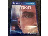 Detroit:Become Human PS4 Game
