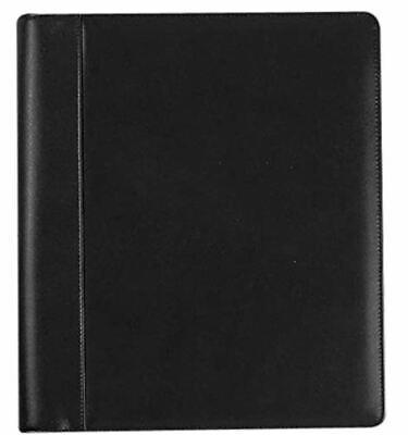 Levenger Circa Pro Folio Junior Notebook Black Al12645