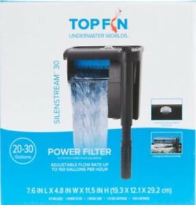 Topfin 15 filter