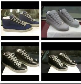 Balenciaga arena high leather 7-10