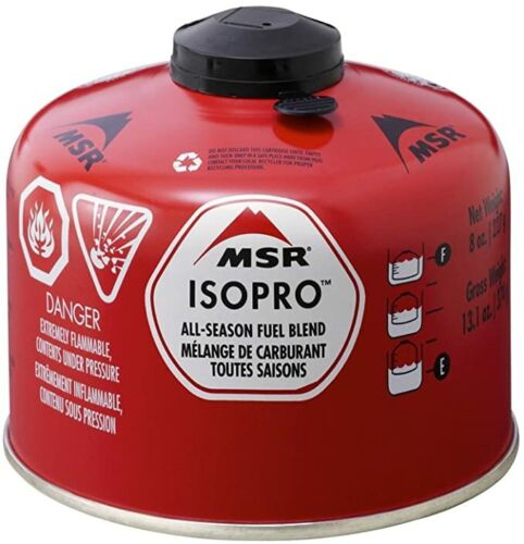 MSR 8oz IsoPro Canister - FREE SHIPPING