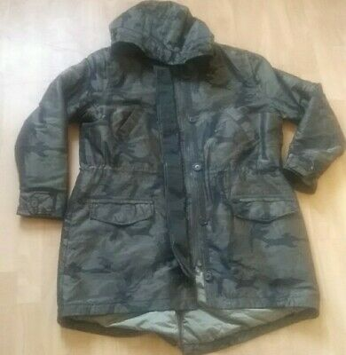 Abercrombie fitch Women Coat Jacket Winter Parka Size XL