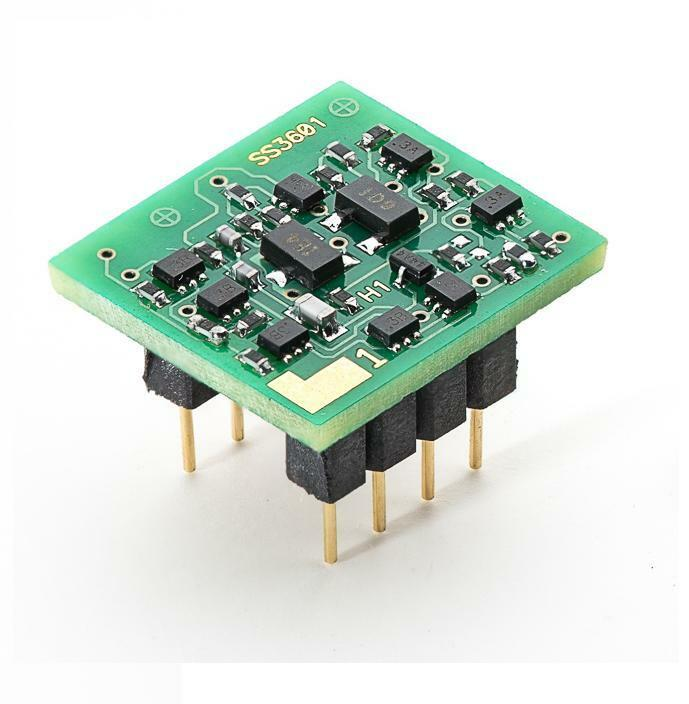 Single Discrete Audio Op Amp SS3601