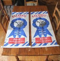 Vintage Feed Bags - Perfect For Framing