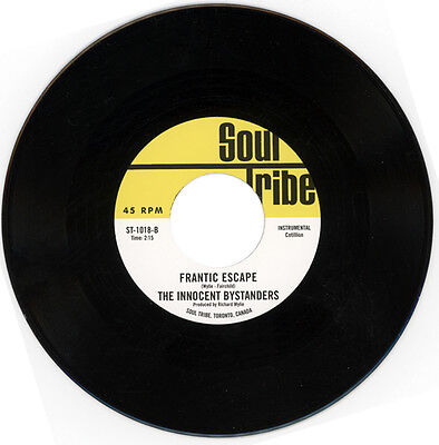 """THE INNOCENT BYSTANDERS  """"FRANTIC ESCAPE""""   NORTHERN SOUL"""