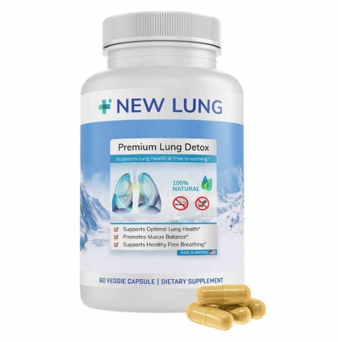 Mejores pastillas para la falta de aire desinflamar limpiar los pulmones