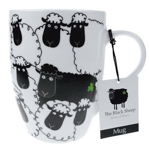 The Black Sheep mug - imported