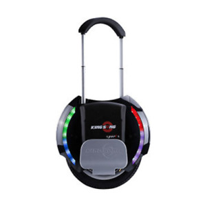 Electric Unicycle - Black Kingsong 14S 680wh