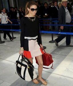 Zara Colorblock Skirt
