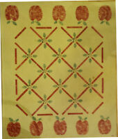 """""""Highland Apples"""" 11 of 100, Designed by Linda A. Doyon"""
