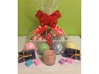 Bath bomb gift sets