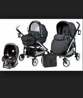 Poussette Peg Perego switch four unisex