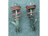 Honda civic ep3 type r front coilovers may fit other civics