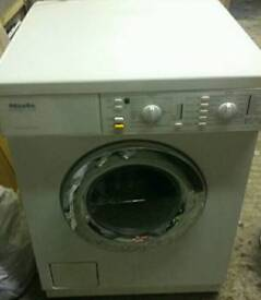 Miele washer dryer