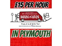 Man And Van Special Offer