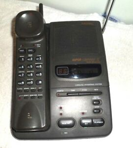 Cordless phone for home use + Answer Machine