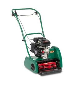 "Webb C17L Petrol 17"" Self-Drive Push Cylinder Lawn Mower Lawnmower. MADE IN UK! INC. WARRANTY!"