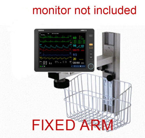 WALL MOUNT FOR MINDRAY UMEC PATIENT MONITOR , 3 FREEDOMS ,   NEW