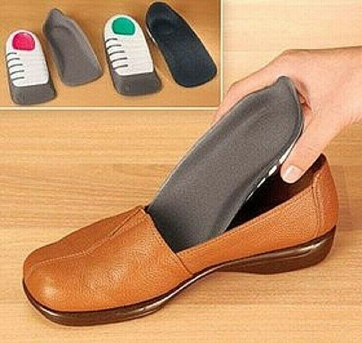 Profoot Flat Feet Insoles Ultra-Comfy Orthotic Inserts Custom Support Insoles Health & Beauty