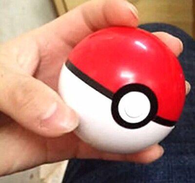 Pokemon Pokeball Plastic Pop-up Toy 7 cm Diameter Anime Cosplay US Seller