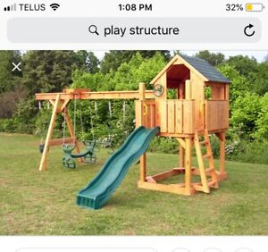 ISO play structure!