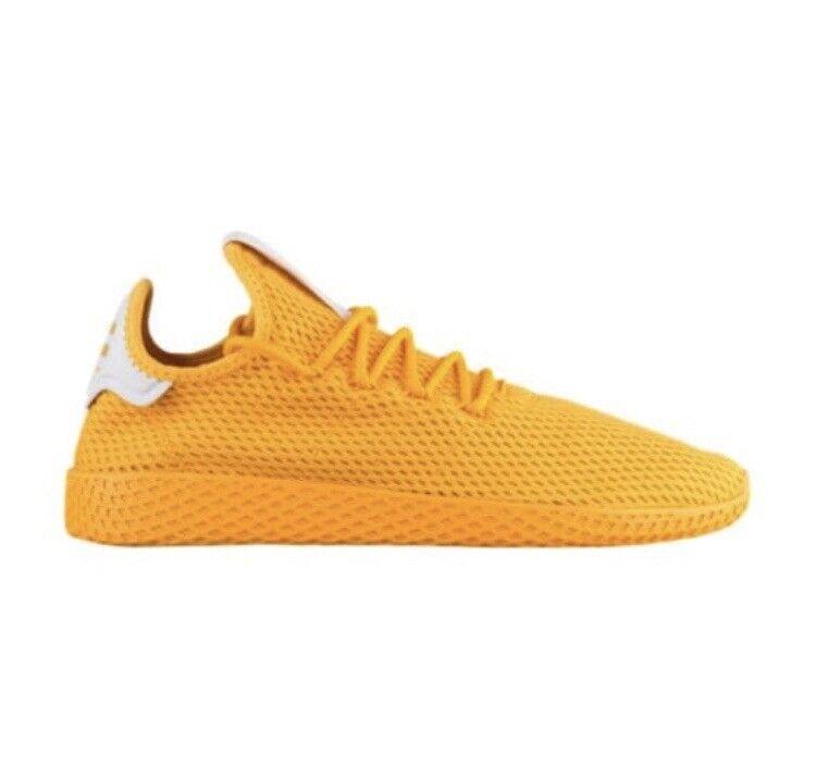 Adidas Originals X Pharrell Williams Tennis HU size (Yellow)