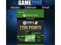 FIFA 18 Ultimate Team - 2200 FIFA Points