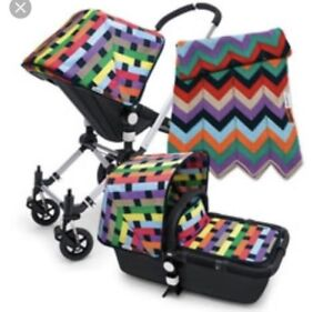 Unopened Bugaboo Cameleon Missoni Accessory package.