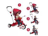 Radio flyer 4 in 1 trike